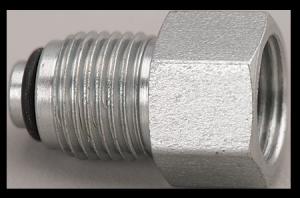 female bump tube adapter