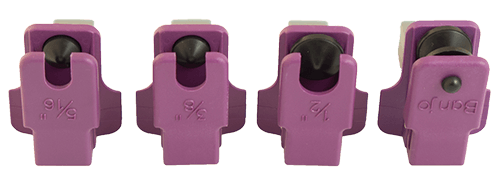 The BQ407 stopper kit does not include a case.