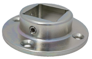 BQ350-1 Mounting Flange, compatible with all BrakeQuip flaring tools.