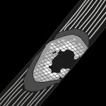 chafed brake line
